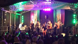 Eminent Stars @ Big Rivers 2015 - Sena Summer Jazz Stage