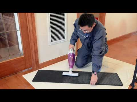 東急Re・デザイン 動画で見る住まいのメンテナンス 壁用空調フィルターの清掃