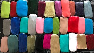 35 SOAPS leftover Cutting for SATISFACTION/ ASMR