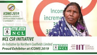 ICOMS 2019 | Exhibitor |NCL CSR Initiative
