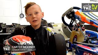 Meet TKC's Junior Drivers - Carter Mooney