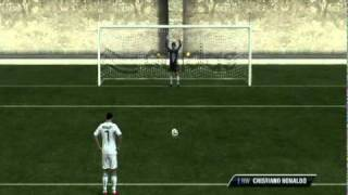 FIFA 11 Cristiano Ronaldo Stutter Kick