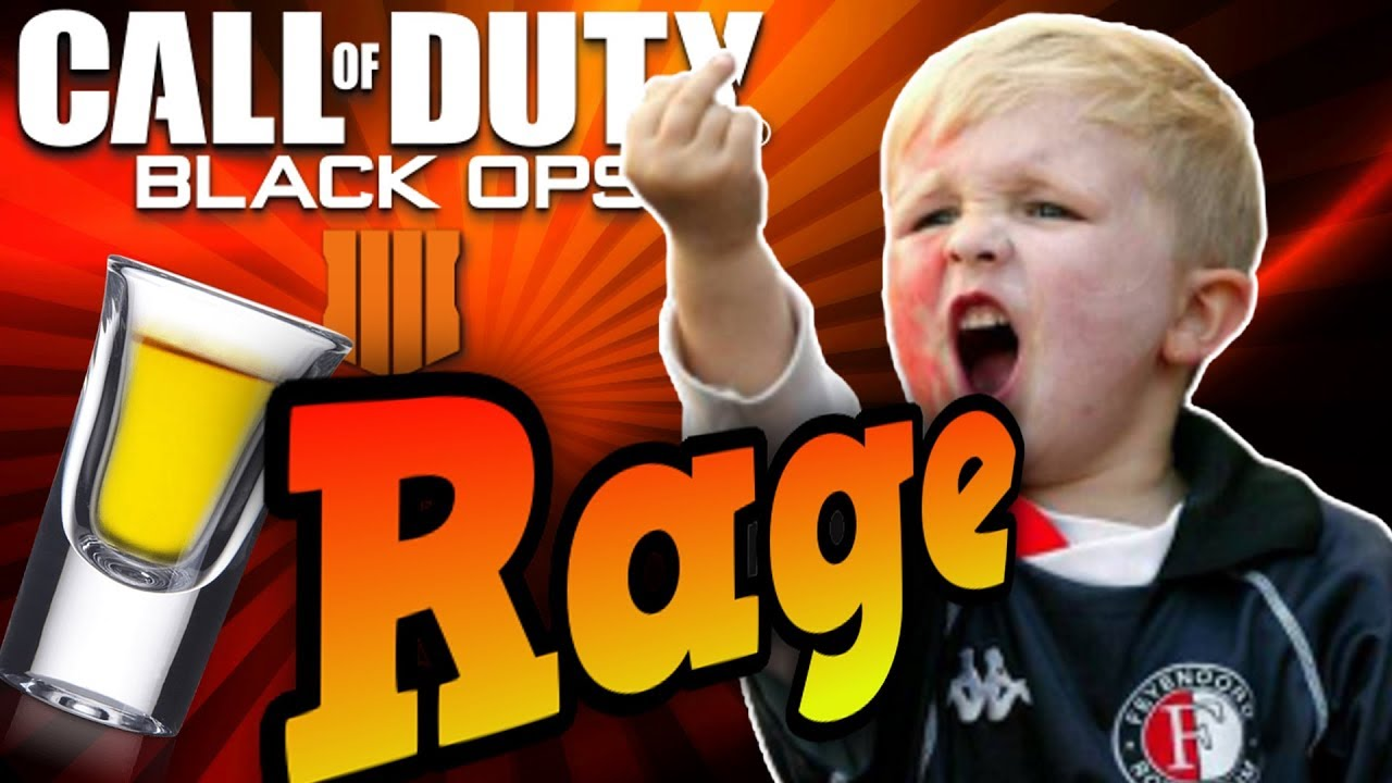 Call of Duty BO4   SIPPING AND SHOOTING   I WILL NOT RAGE   LIVE