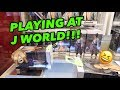 Download PLAYING AT J WORLD!!!
