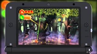 ニンテンドー3DSソフト「ドンキーコング リターンズ 3D」(Donkey Kong ...