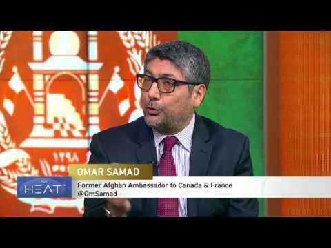 The Heat: Afghanistan's future headlines talks at NATO summit Pt 3