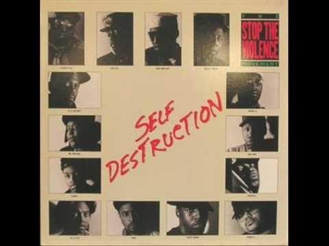 Self Destruction Stop The Violence Movement