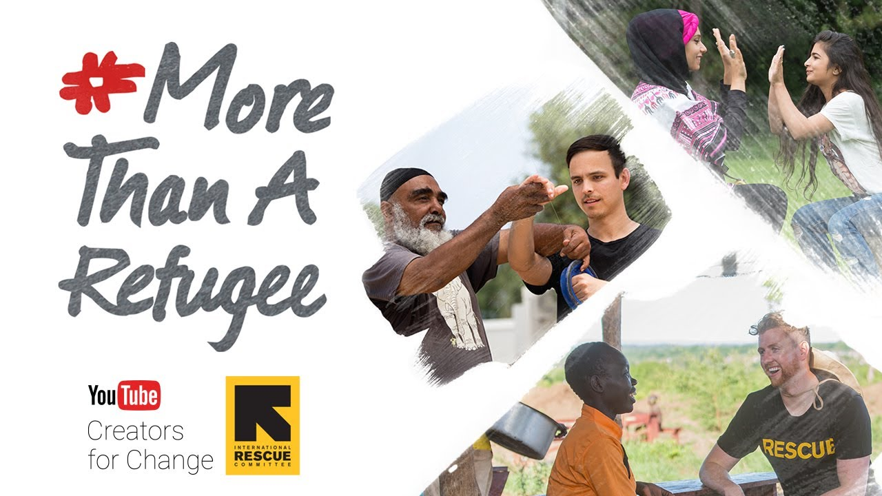 MoreThanARefugee Everyone Has a Story to Share