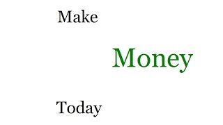 Make Money Trading Options Today