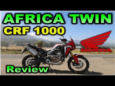 HONDA AFRICA TWIN REVIEW / BLITZ RIDER