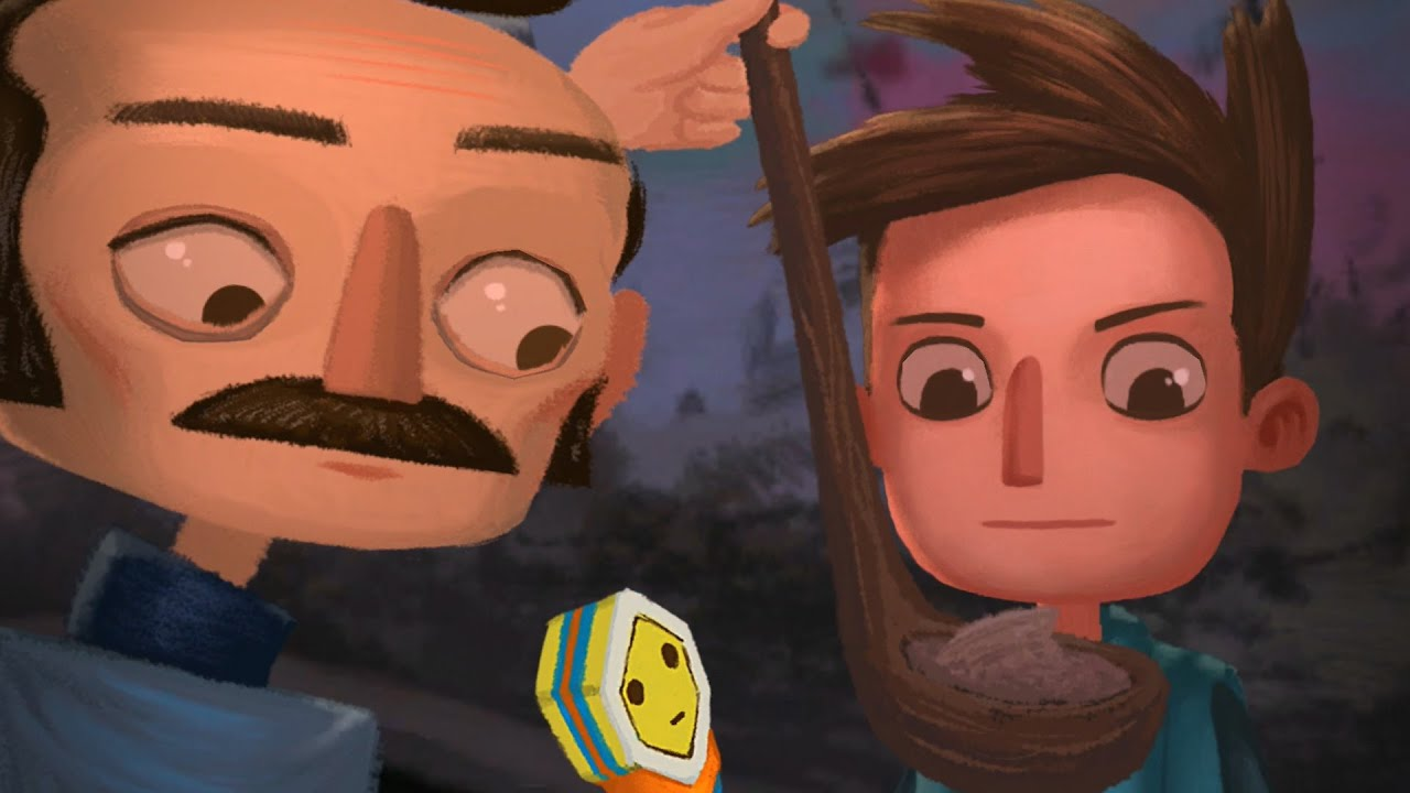 Broken Age: Act 2 - The Perfect Balance - Part 11