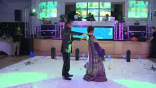 Best Ever Dulha & Dulhan Indian Wedding Bollywood Dance 2104 !