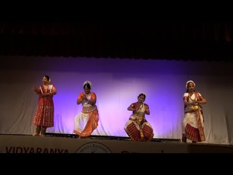 VKK YUGADI 2018: CLASSICAL DANCE FUSION (HIGHLIGHTS)