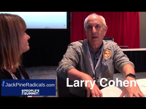 Larry Cohen on the DNC Super Delegates, Unity and more - JPR Interview
