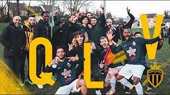 QUEL MATCH 😮😮🔥 SENIORS MANTES LA VILLE FC ❤️🖤