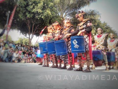Drumblek DKS di Festival Drumblek Atlantic Dreamland Salatiga