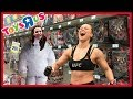watch he video of TOY HUNT!!! | STEPH GETS READY FOR RONDA ROUSEY!!! | WWE Mattel Wrestling Figure Shopping Fun!!!