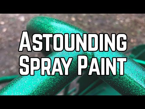 DIY Paint Job (Heavy Flake)! 670cc Dragster Build (Pt. 15)