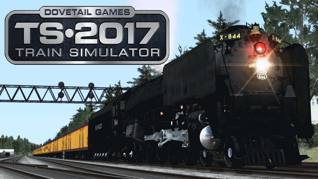Train Simulator 2017 - Union Pacific 844