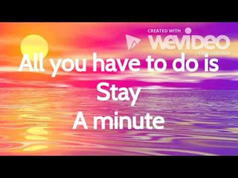 Zedd, Alessia Cara~Stay (Lyrics)