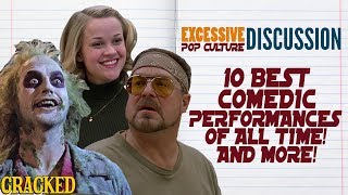 10 Most Iconic Comedic Performances in Movie History - This Week in EPCD (Big Lebowski, Beetlejuice) thumbnail