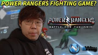 Power Rangers Battle for the GRID!!!! How is the GAME?!?!