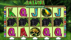 Merkur Magie Online - Amazonia - 6 Freispiele alle Gewinne x4 auf 1.50€ Einsatz - Echtgeld