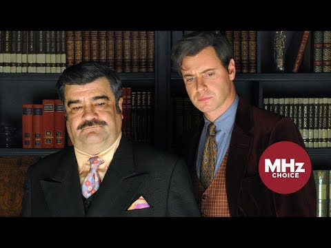 First Look: Nero Wolfe