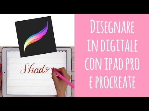 Disegno digitale: il mio metodo con ipad Pro e Procreate