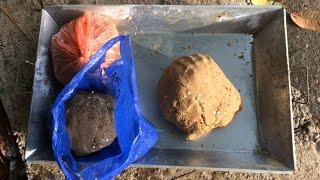 Fishing - How to make Carp Chum Bait For Fall - Mồi câu Cá Mùa Thu