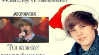 Justin Bieber // Someday at Christmas // Sub.Español