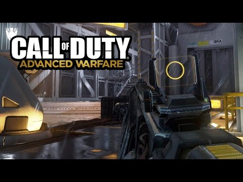 CALL OF DUTY ADVANCED WARFARE - Primeiro Gameplay No Multiplayer!