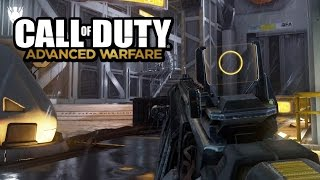 CALL OF DUTY ADVANCED WARFARE - Primeiro Gameplay no Multiplayer!