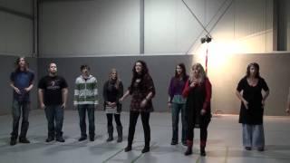 Piece of Peace - Tanz der Moleküle