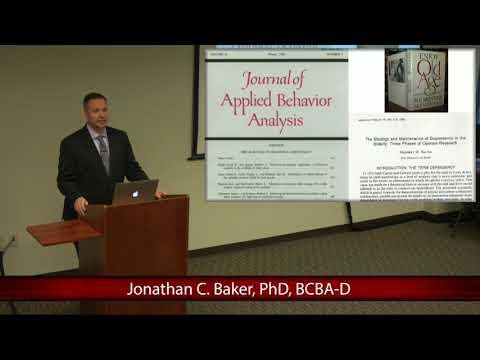 APPLIED BEHAVIOR ANALYSIS – Behavior Analyst Certification Board