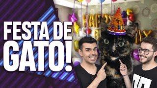 FESTA DE ANIVERSÁRIO DA LANA! EP. 039