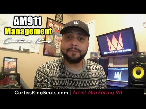 Rapper Marketing 911 - Manager - When Does A Rapper Need a Manager?