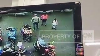 Keterlaluan! Rekaman Penculikan Anak di Depan Ibundanya di Tangerang