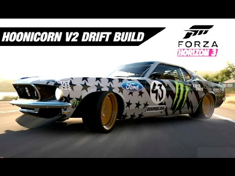 Ken Blocks HOONIGAN Mustang Build - Forza Horizon 3