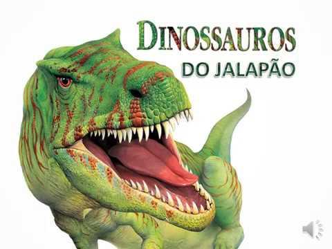 Dinossauros da Turma do Jalapão