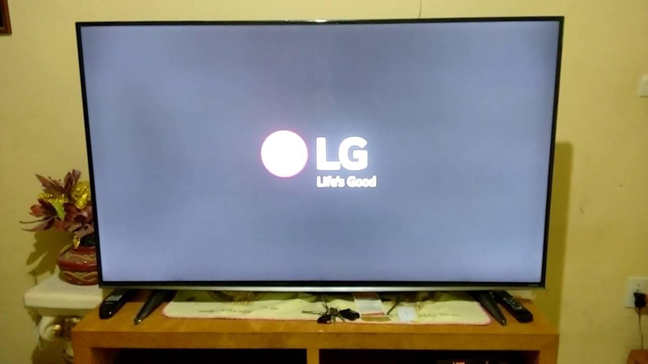 tv lg 4k 58uf8300    defeito de serie