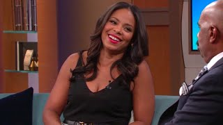 Sanaa Lathan & Steve's personal connection || STEVE HARVEY