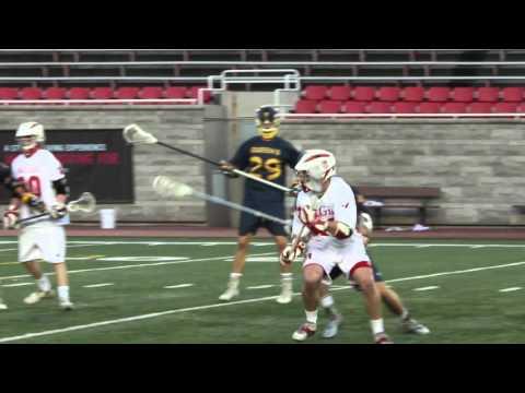McGill Redmen Lacrosse 2015 Highlight Video