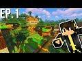 NEW SERIES!   Project Atlantis   Minecraft 1.13 Survival Ep. 1
