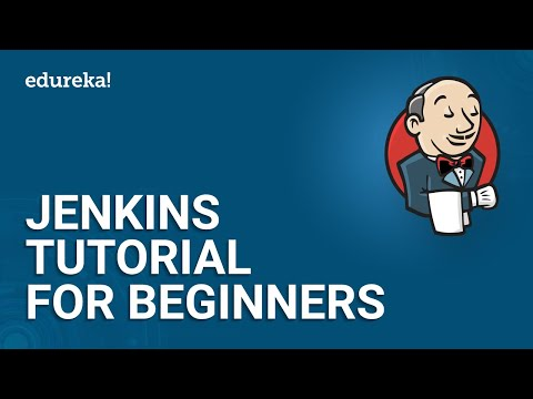Jenkins Tutorial For Beginners - 1 | Continuous Integration with Jenkins | DevOps Tools | Edureka