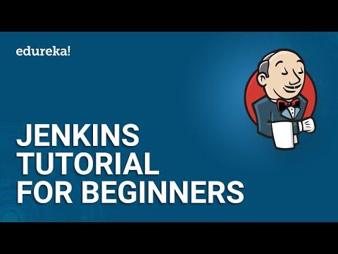 Jenkins Tutorial For Beginners - 1   Continuous Integration with Jenkins   DevOps Tools   Edureka