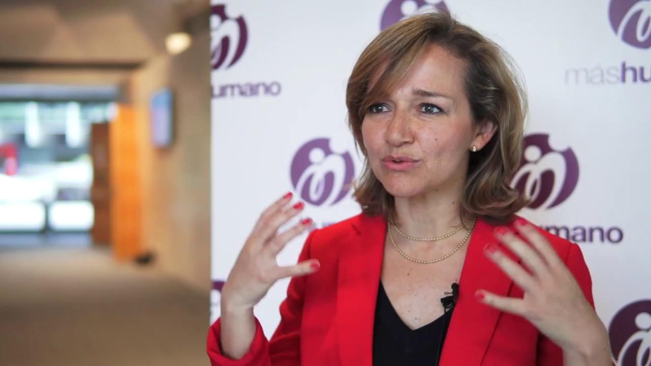17/05/2017.Jornada Transformación Cultural: Entrevista Mónica Torres Fernández, Banco Santander