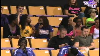 Western Carolina University vs Appalachian State Volleyball