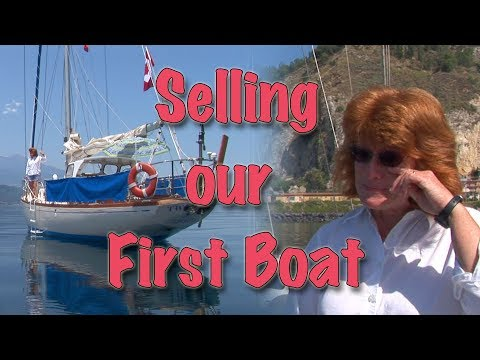 Selling our First Boat - Distant Shores Classic Ep#2