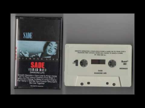 (1985) Sade - Diamond Life [Cassette Rip]
